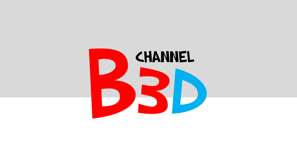 B Channel 3D