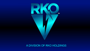 RKO logo from Skipping The First Day of School (2010)