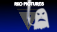 RKO opening logo from Die by the Ghoulies (1988)