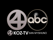 KOZ-TV Watched By More People promo 1993