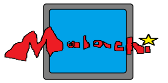 The Malachi Channel logo (1997-2002) (wo characters).png
