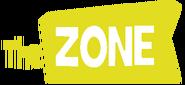 The Zone German Logo Yellow