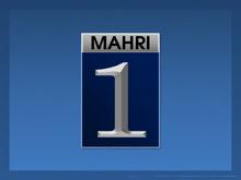 Mahri TV1 ident 1989