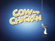 Toon Disney Toons Well Be Right Back Cow And Chicken Bumper 2 2002