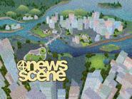 Channel 4 News Scene open 1978