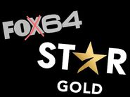 The End of Fox 64 and replaced by Star Gold! - Remote Animations TV Brandings