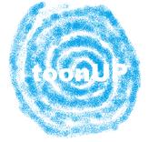 ToonUp Spiral Logo 2003
