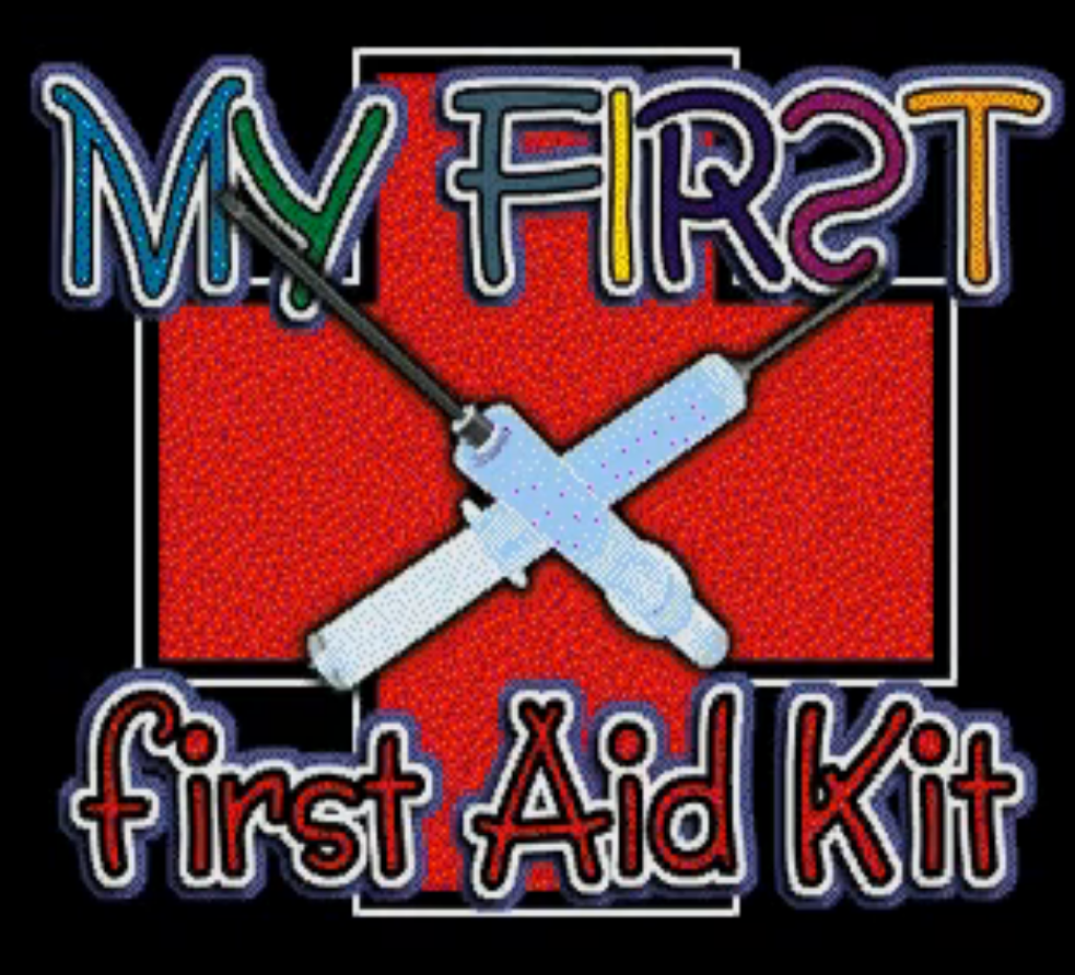 My First First Aid Kit