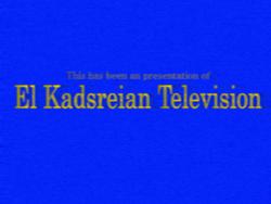 El Kadsreian Television (1963, Color)