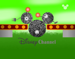 Disney Channel ID - Compressed Robots (2000)