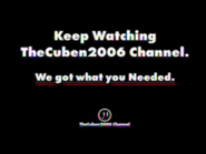 TheCuben2006 Channel Keep Watching promo (1980)