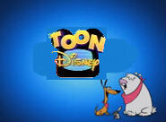 Toon Disney Toons Back To The Show Two Stupid Dogs Bumper 2002