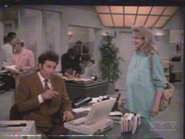 Banushen Screen Bug During Seinfeld (1992)