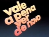 Vale A Pena Ver De Novo (Ultra TV)
