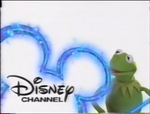Disney Channel ID - Kermit the Frog (2005, The Muppets Wizard of Oz)
