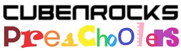 CubenRocks Preschoolers 2018 logo.png