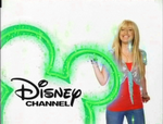 Disney Channel ID - Ashley Tisdale from High School Musical (2006)