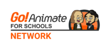Go!Animate for Schools Network logo (1995-2000).png