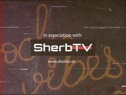 SherbTV television logo 1997 2