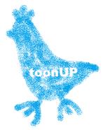 ToonUp Chicken logo 2000