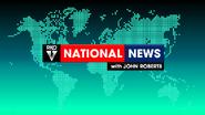 RKO National News aquamarine-colored open 2012