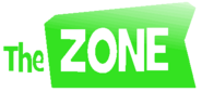 The Zone International Logo Green