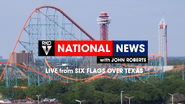 RKO National News special Six Flags Over Texas open 2013
