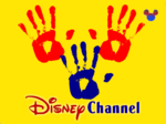 Disney channel handprints