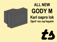 Gody m