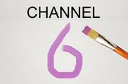Channel 6 paintbrush ident 2006