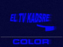 El TV Kadsre 1 Ident (1972-1975)