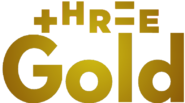 Three Gold (ROMC) Logo 2018