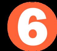 The 6 Logo 2013