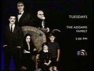 TheCuben2006 Channel promo endboard - The Addams Family (2002)