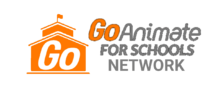 GoAnimate for Schools Network logo (2010-2013, and 2017-present).png
