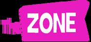 The Zone German Logo Pink