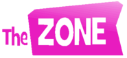The Zone International Logo Pink