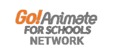 Go!Animate for Schools Network logo (1987-1989).png