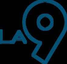 Logo La9 2007-2011.png