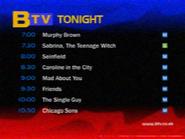 BTV Tonight ID (Jan 25 1997)