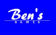Ben's Games logo
