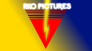 RKO Pictures logo from Bad Kids Don't Care (1982)