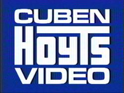 Cuben Hoyts Video 1985 prototype