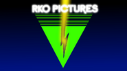 RKO Pictures opening logo from The Evil Leprechaun (1984)