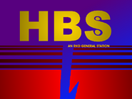 HBS ident 1985 RKO early version used before logo switchover