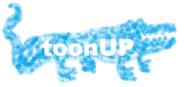 ToonUP Alligator logo (2001)
