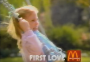 McDonald's first love (1988)