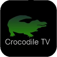 Crocodile TV icon (iOS 7.0 to iOS 10.2)
