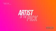 UWN+ Artist of the Pick intro
