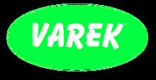 Varek (2007-2009) Logo.png